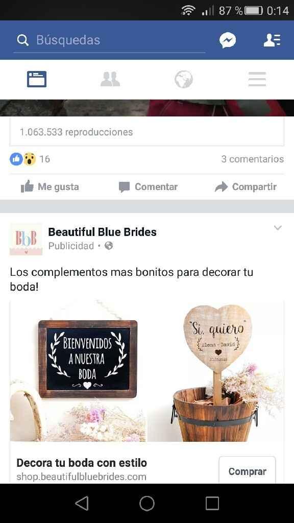 Carteles de boda - 1