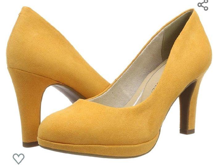 Nuevos zapatos para el día B. y ya van 2 o 3 😂 2
