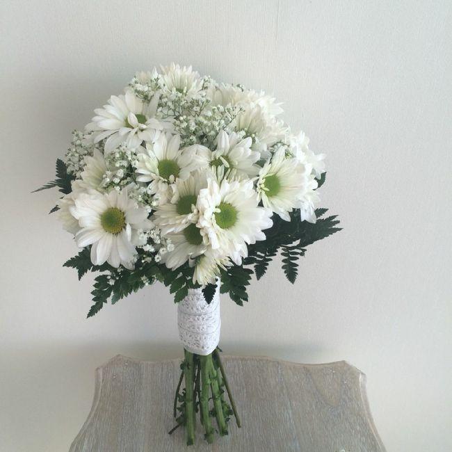 Flores para ramo de invierno - 2