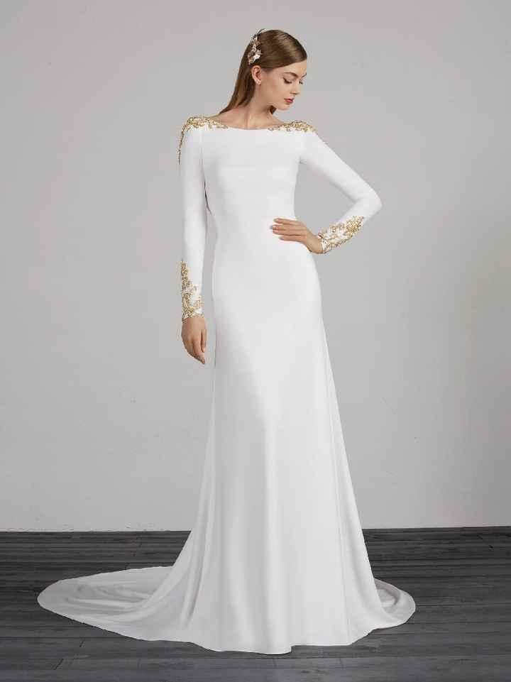 Precio vestido y duda tallas - 1