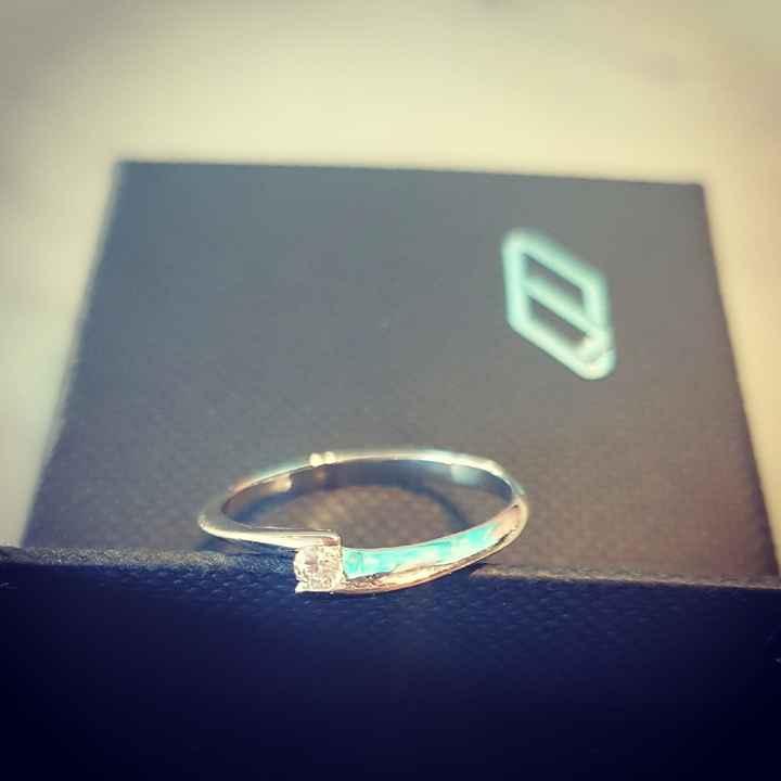 ¡Comparte una foto de tu anillo de pedida! 💍 - 1