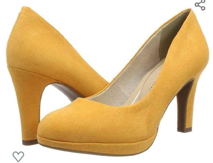 Nuevos zapatos para el día B. y ya van 2 o 3 😂 - 2
