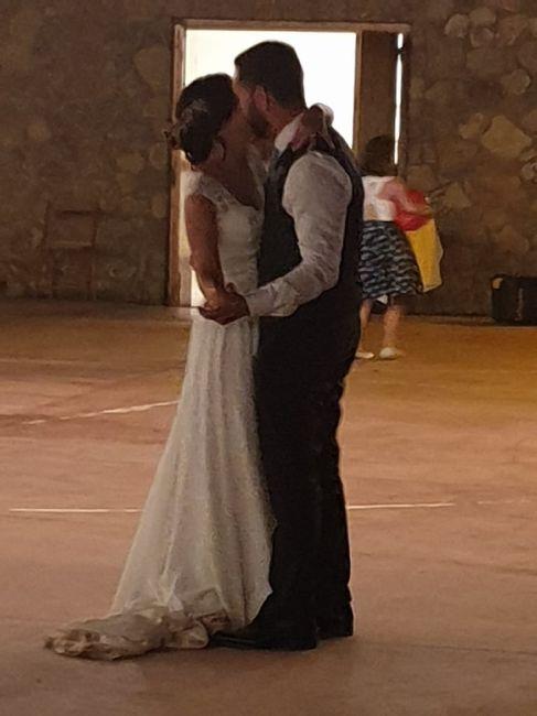 9 días casados y sin nadie enfermo!! 🥰🥰🥰 1
