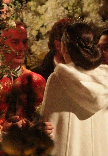 Boda religiosa de andrea casiraghi y tatiana santo domingo 4