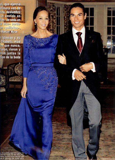 b5e87da7ee Ranking madrinas famosas mejores vestidas - Página 3 - Bodas Famosas ...