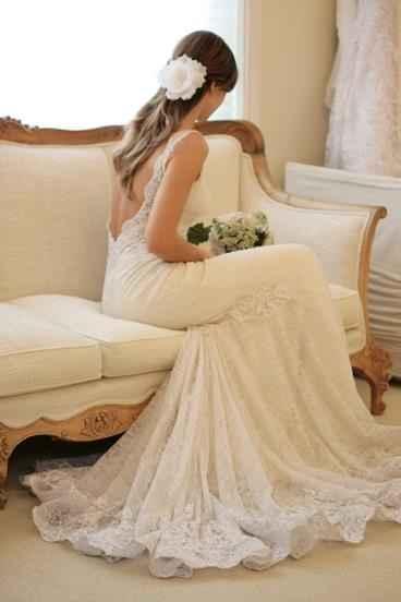 vestido escote espalda