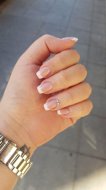 Mis uñas definitivas! 1