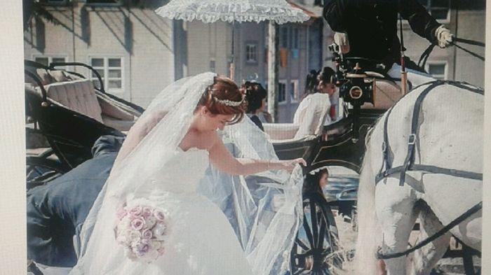 ¿llevaríais a vuestra suegra a la elección/pruebas del vestido? - 1