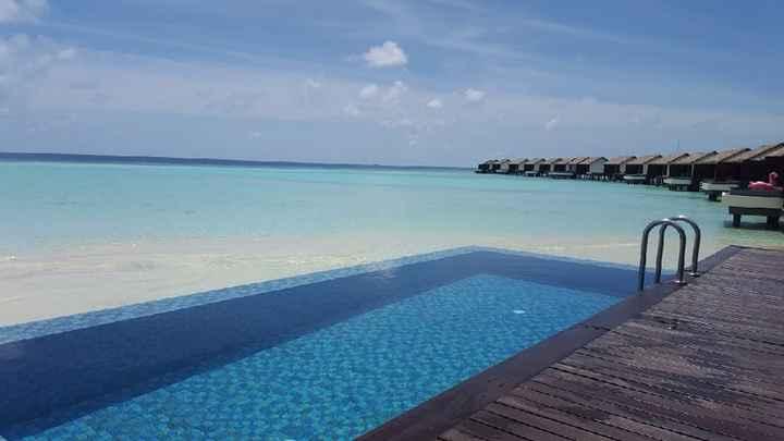 Viaje a las Maldivas - 1
