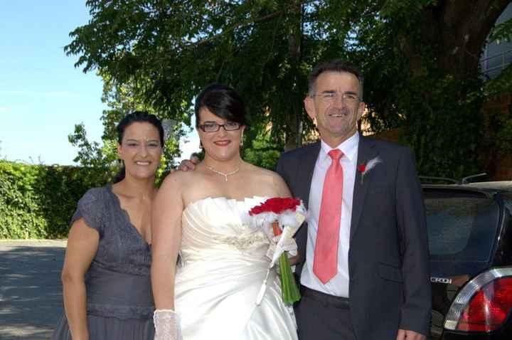 con mis padres