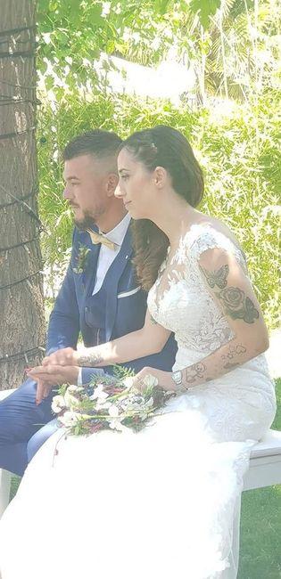 Tattos en la novia: ¿sí o no? 11