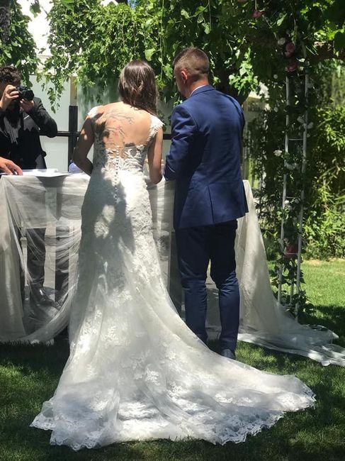 Tattos en la novia: ¿sí o no? 10
