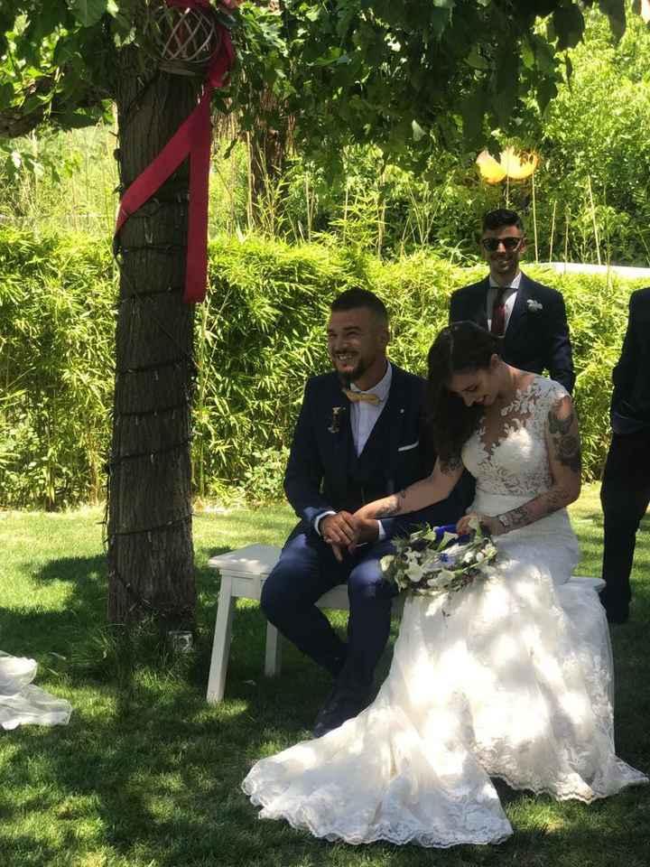 Ayer nos casamos!! - 2