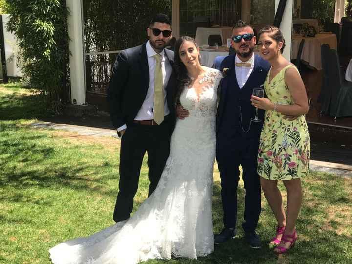 Ayer nos casamos!! - 3