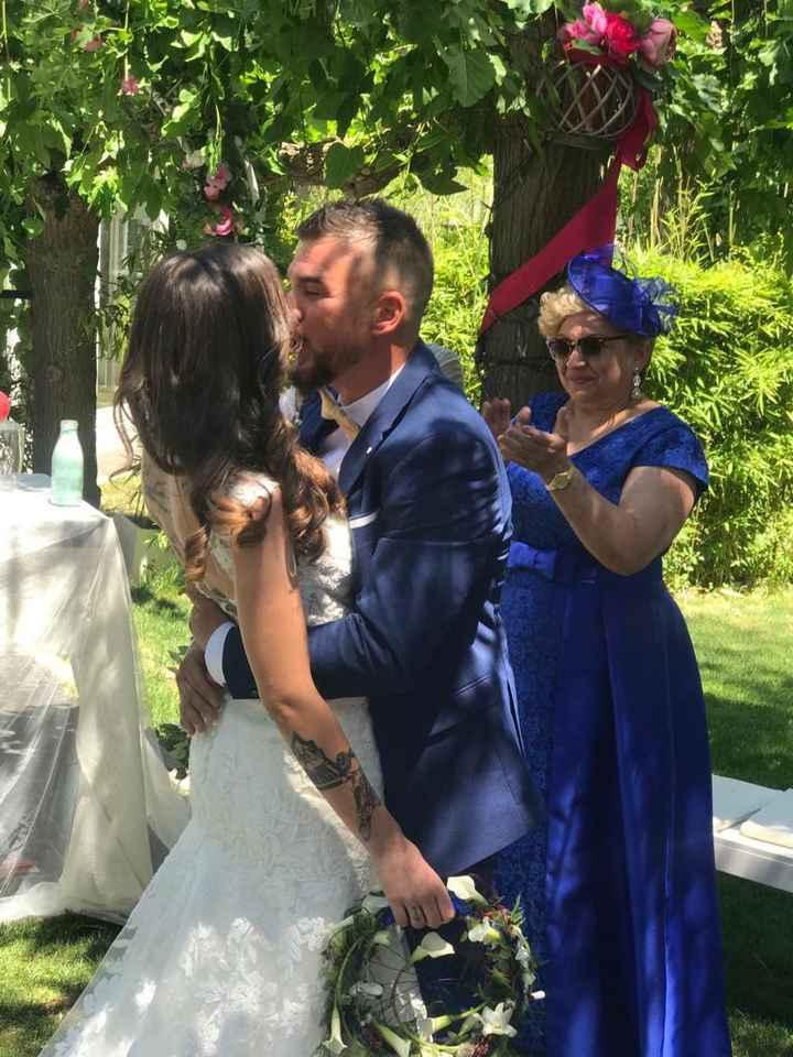 Ayer nos casamos!! - 4