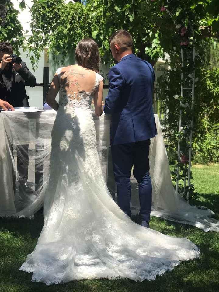 Ayer nos casamos!! - 5