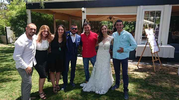 Con la familia
