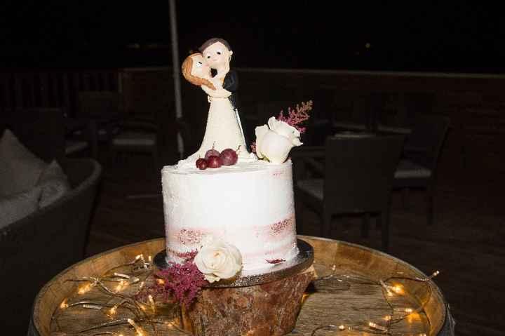 Al loro con esta tarta, ¿eres fan? - 1