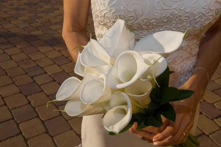 ¿Llevarías un ramo de novia solo de color rosa? 😍 - 1