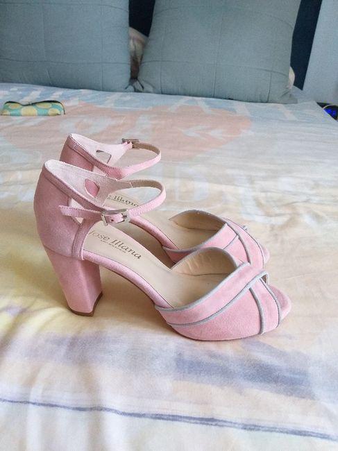 SOS!!! Necesito ayuda para mis zapatos de boda!!! 1