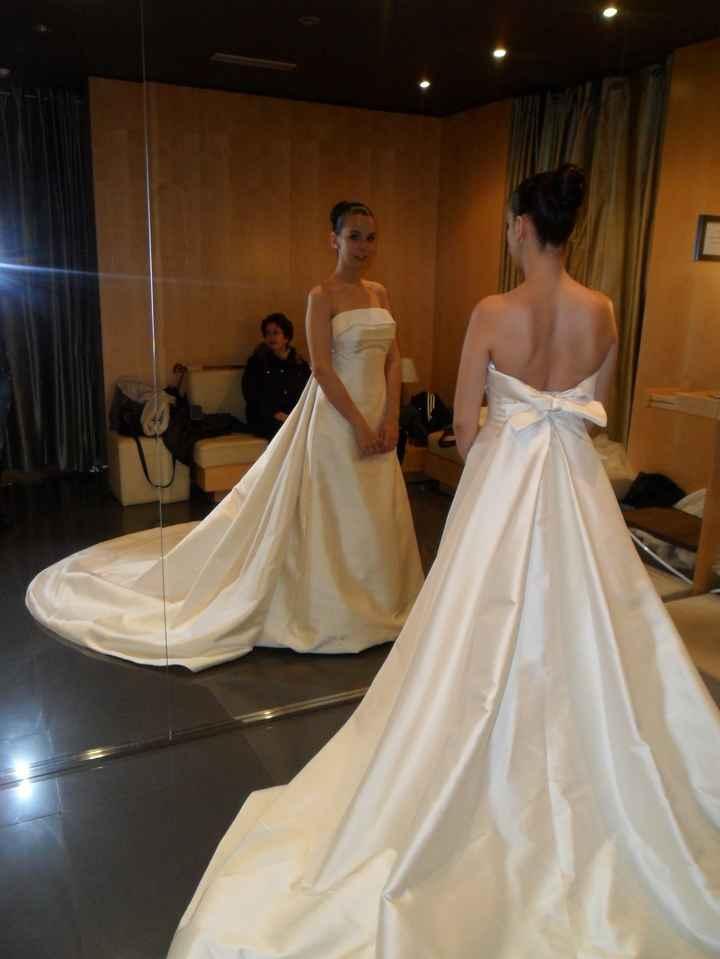 Mi vestido !!!