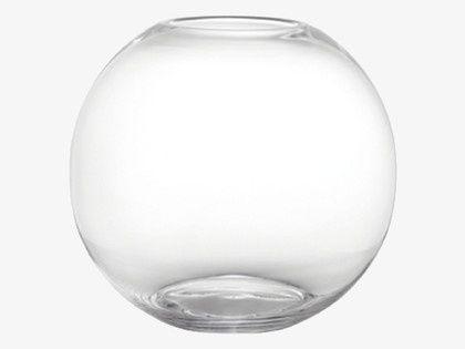Bol de vidrio para los sobres fotos - Bol de vidrio ...
