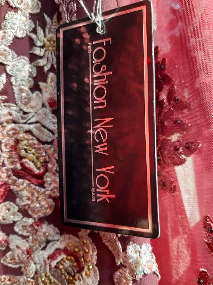 Vestidos marca fashion new yor - 1