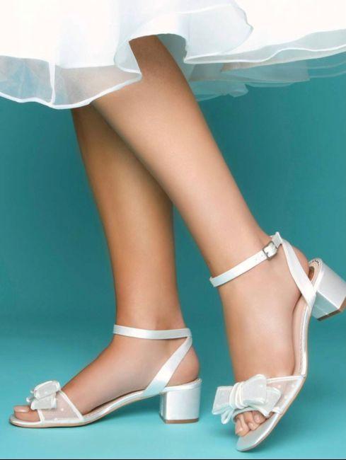 Zapatos Amanecer de boda 5