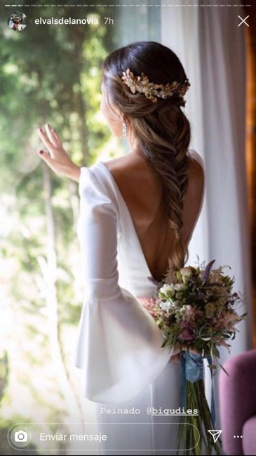 Peinados para bodas ! 12