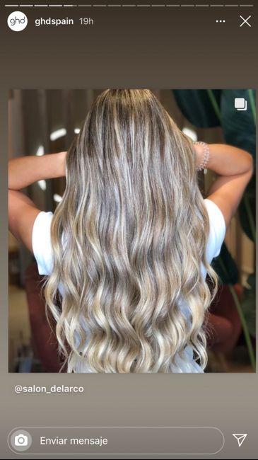 Inspiración peinados - 2