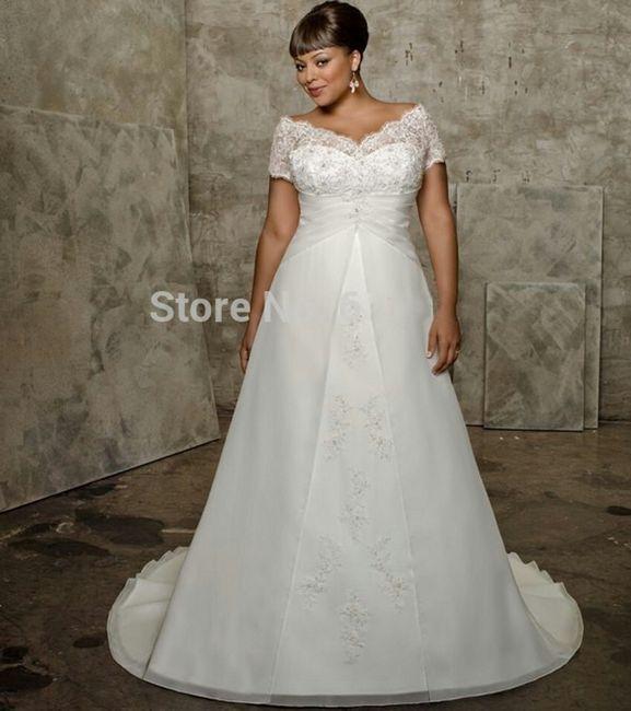 he encontrado vestidos de novia por 80 euros - moda nupcial - foro
