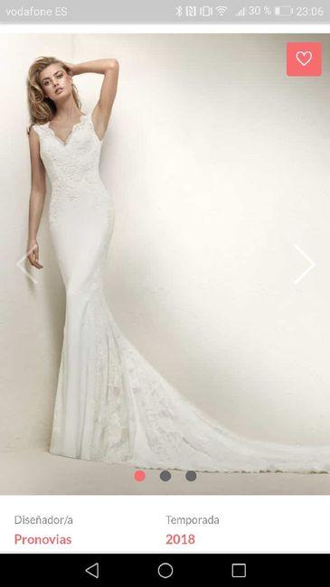 Que peinado y pendientes pondría a este vestido? - 1