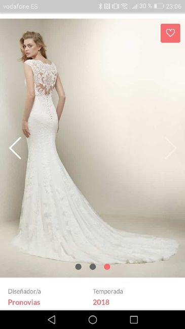 Que peinado y pendientes pondría a este vestido? - 2