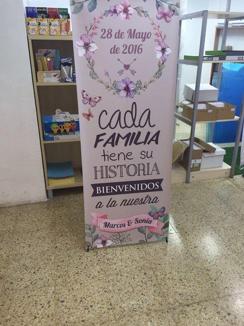 Excepcional Donde Comprar Marcos Baratos Para Carteles Festooning ...