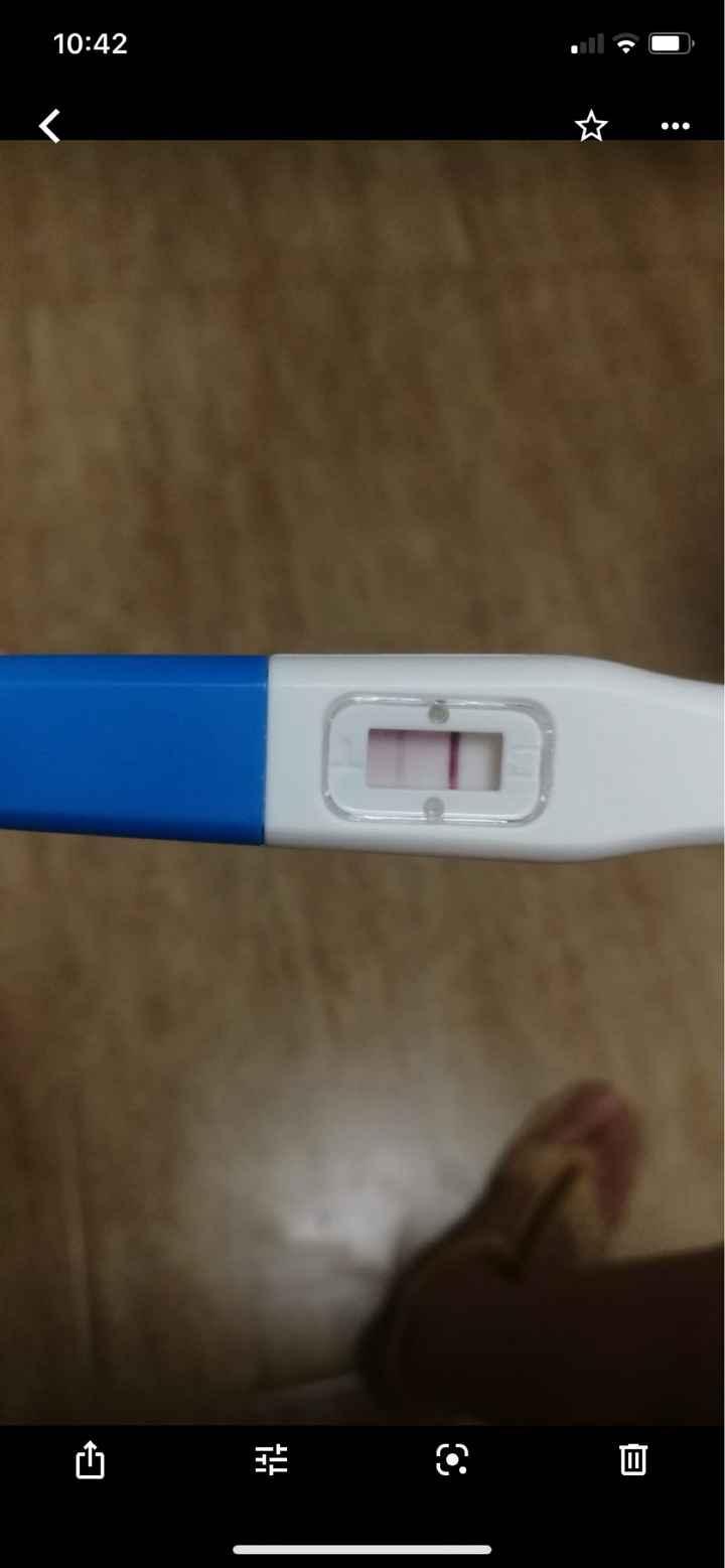 Test de embarazo, positivo? - 1