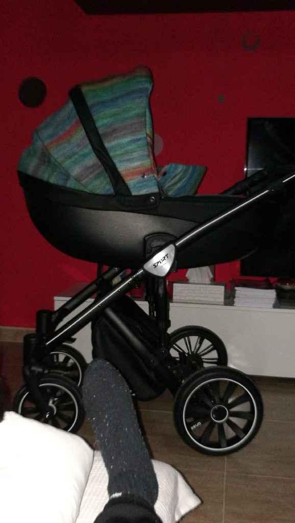 carritos Bebé anex baby - 1
