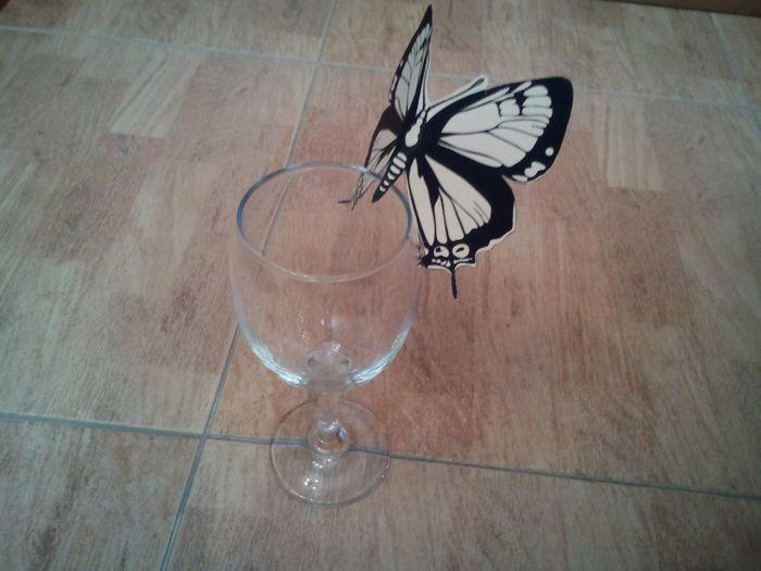 Mariposas de agradecimiento - 1