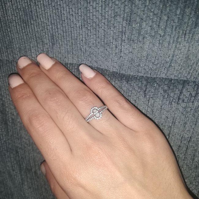 ¿Cómo es tu anillo de compromiso? 💍 5