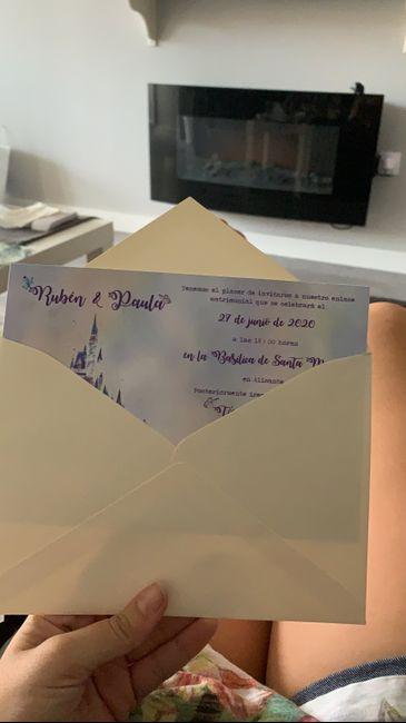 Invitaciones boda 3
