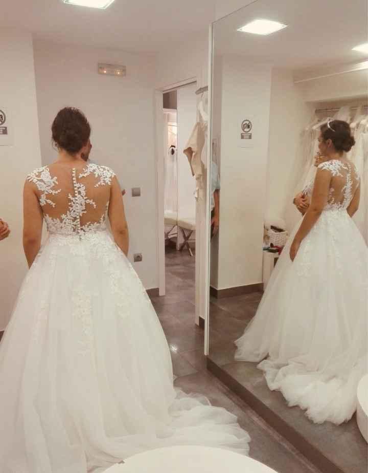 Felicidad White One, mi vestido ❤️ - 4