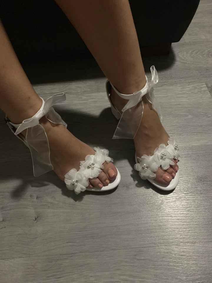 Zapatos de novia low cost - 1