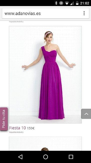Vestido estilo griego y con color - Vizcaya - Foro Bodas.net
