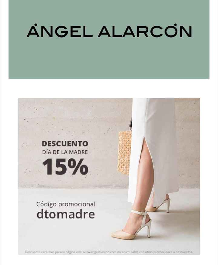 Zapatos de novia ángel Alarcón en Sevilla - 1
