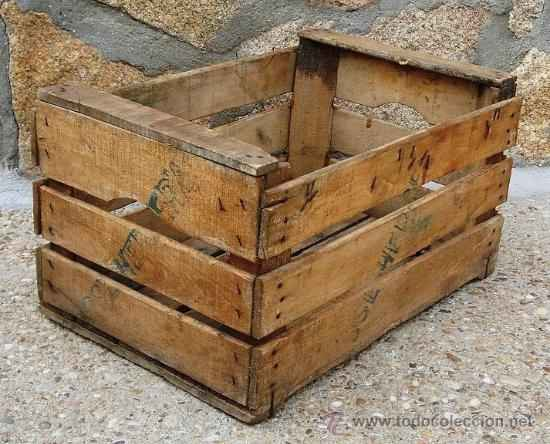 caja de fruta