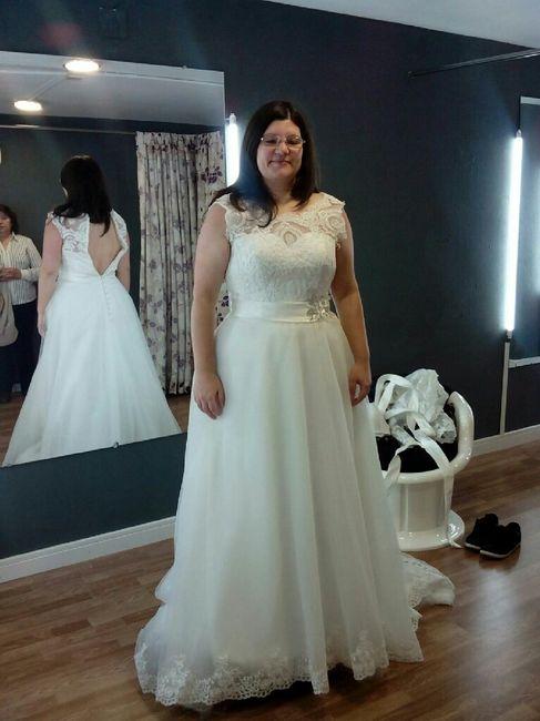 tallas vestidos - moda nupcial - foro bodas