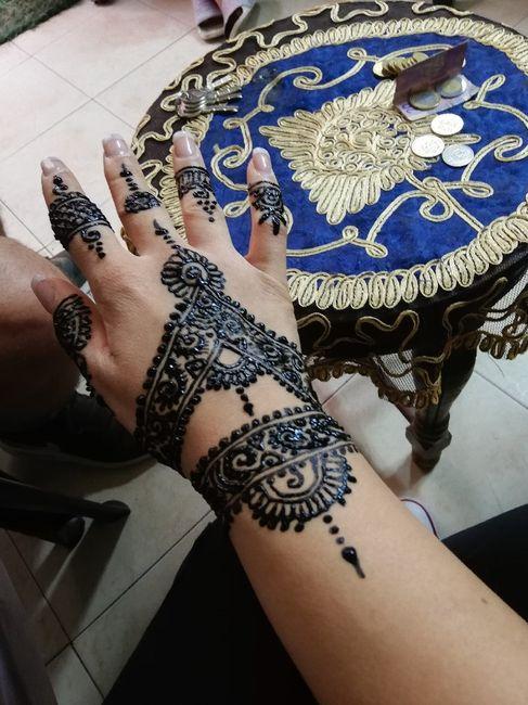 Tatuajes de henna!!!!!!! 1