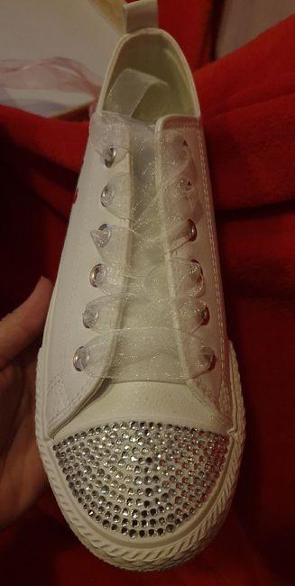 Estilos de zapatos de novia 3