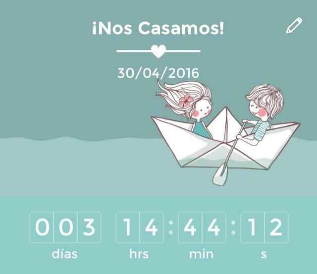 A 4 días!! - 1