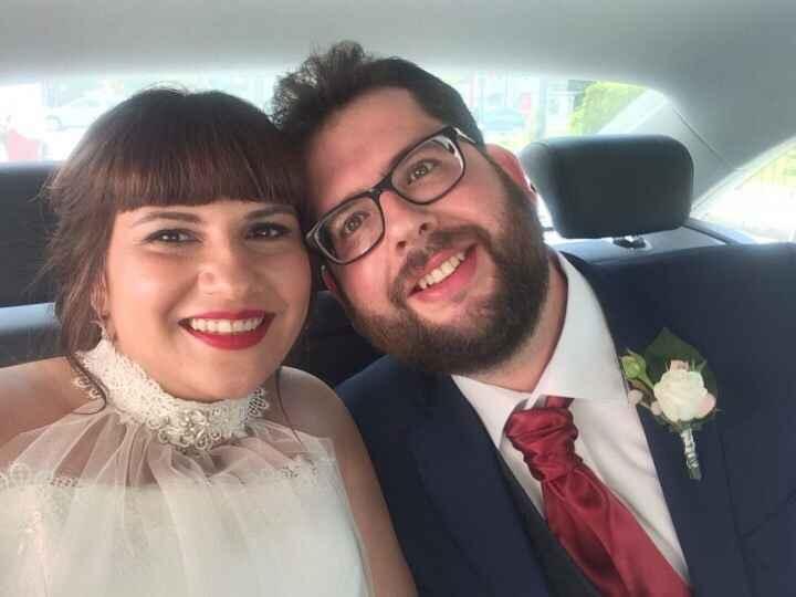 Ya somos marido y mujer! - 1