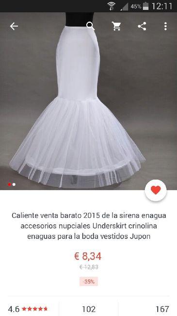 tipo de can can para vestido princesa? - moda nupcial - foro bodas
